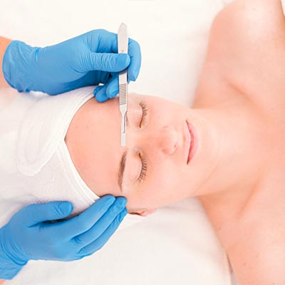 Dermaplaning in Orange, CA